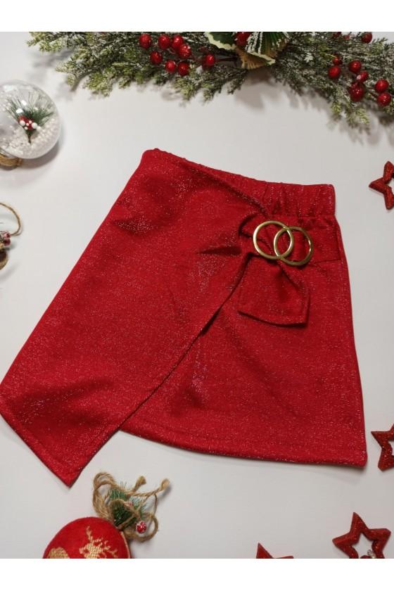spódniczka święta boże narodzenie  gwiazdka odzież dziecięca sówka