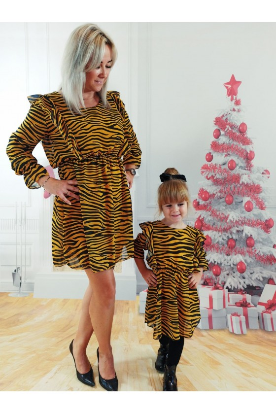 Dress Mom Zibi Honey