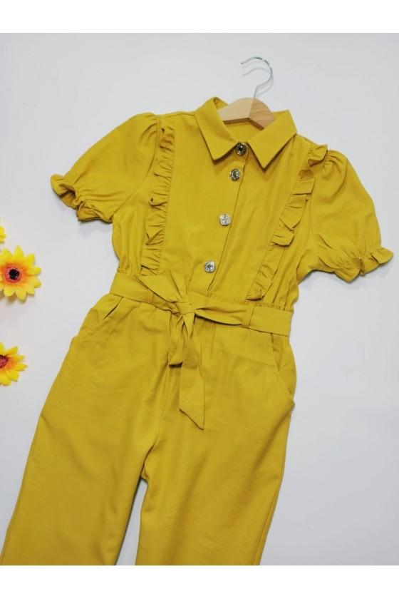 Zuzu Lime Suit