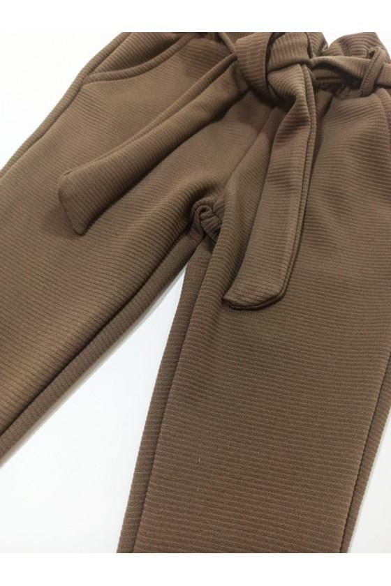 Spodnie Imelda brown