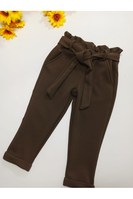 Imelda brown pants