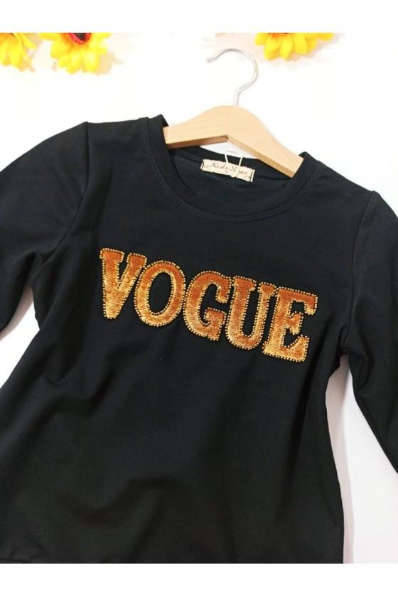 Vogue black sweater