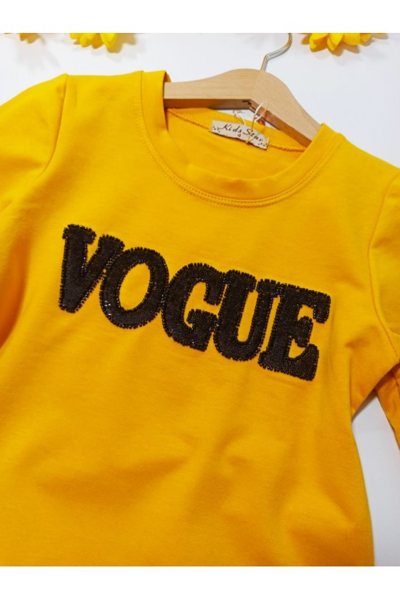 Bluza Vogue miodzik
