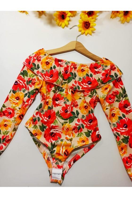 Body Kiki Flowers Sun