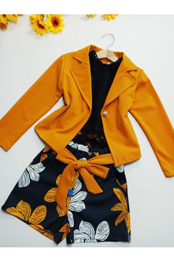 Set Naomi jacket + shorts...