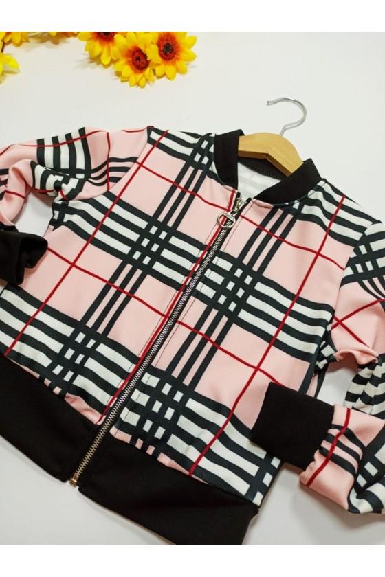 Bomber Olka powder sweatshirt
