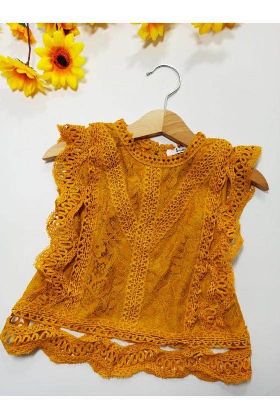 Tiffany sun blouse
