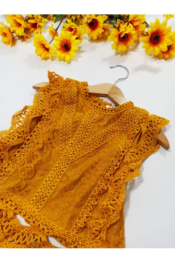 Tiffany sun blouse