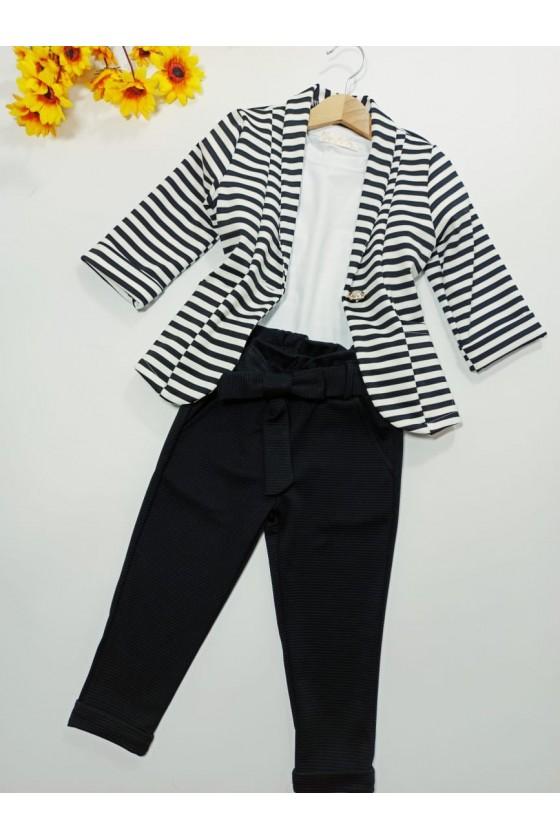 Imelda black pants
