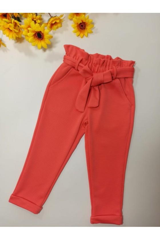 Imelda peach pants