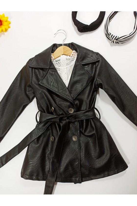 Aurelia black coat