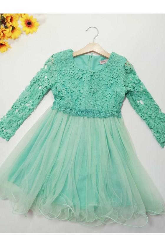 Monti mint dress