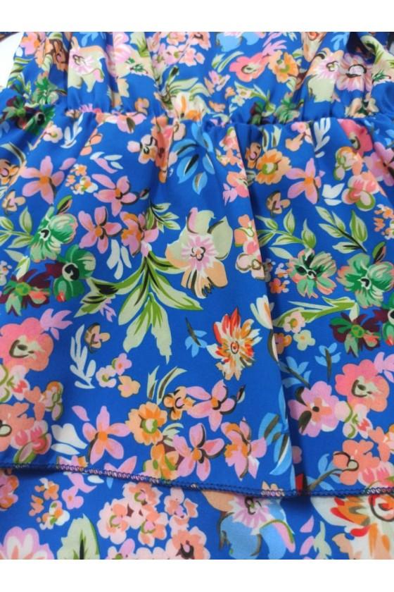Sukienka Tika modrak