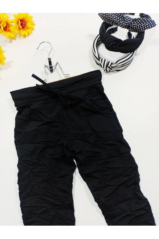 Lora black pants