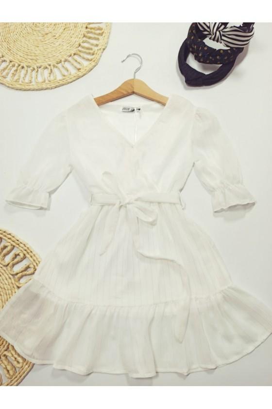 Coco white dress