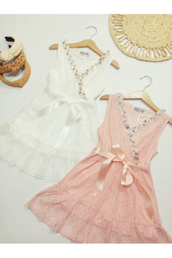 Sukienka Zoja white