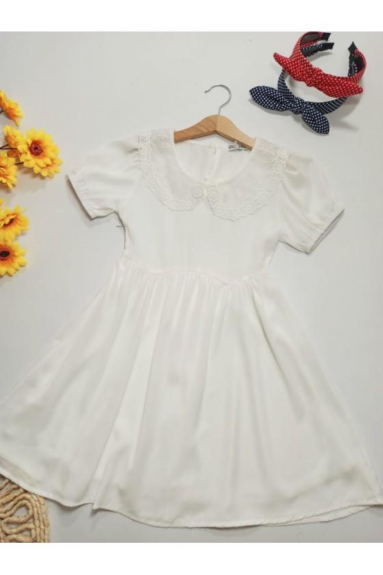 Dress Tori white