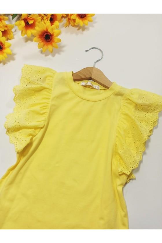 Ella Lemon T-shirt