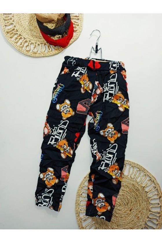 Spodnie Toy black