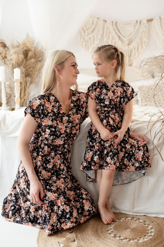 Dress mom Erica black