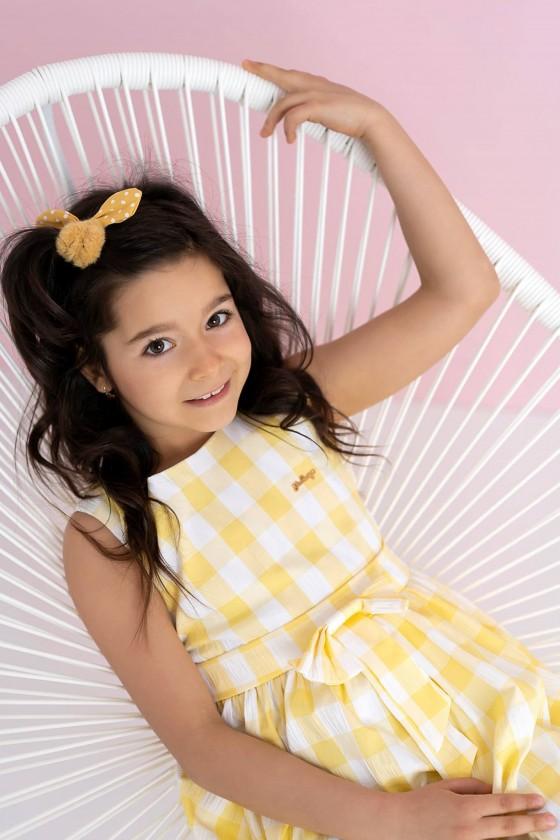 Sukienka Vivian cytrynka