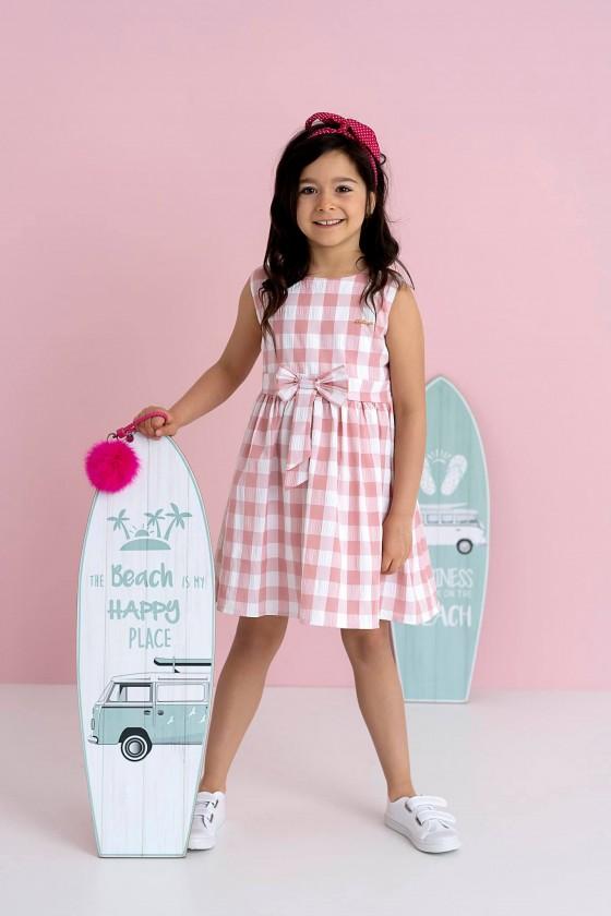copy of Vivian powder dress