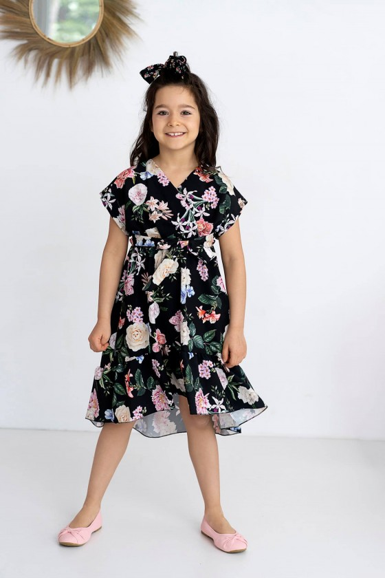 Sukienka mama Garden black
