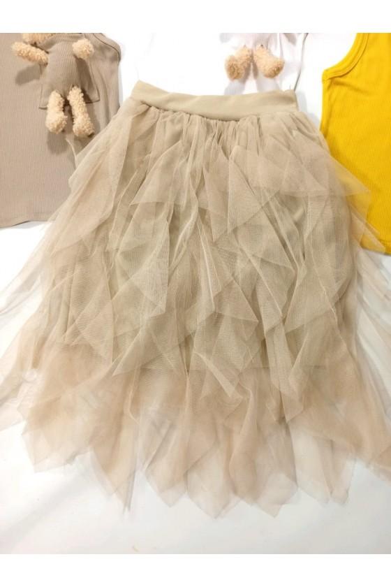 copy of Doris white skirt
