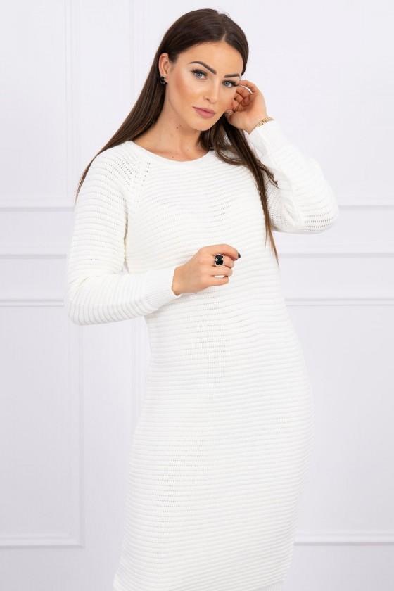 Sukienka sweterkowa w...