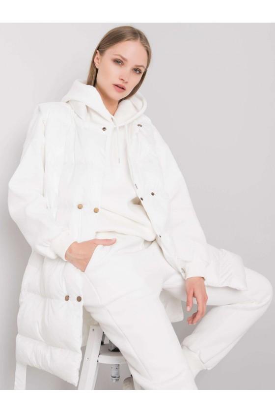 komplet damski bluza spodnie kamizelka jesień zima odzież damska sówka