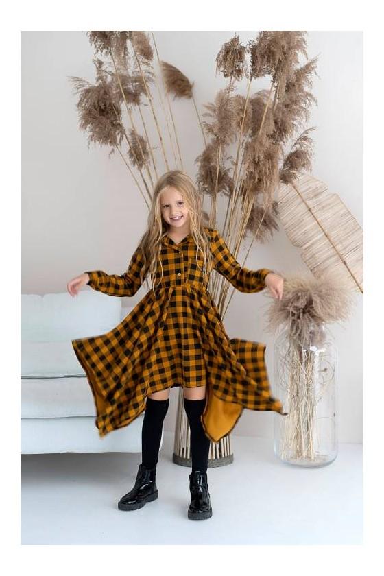 Sukienka dla dziewczynki Fly