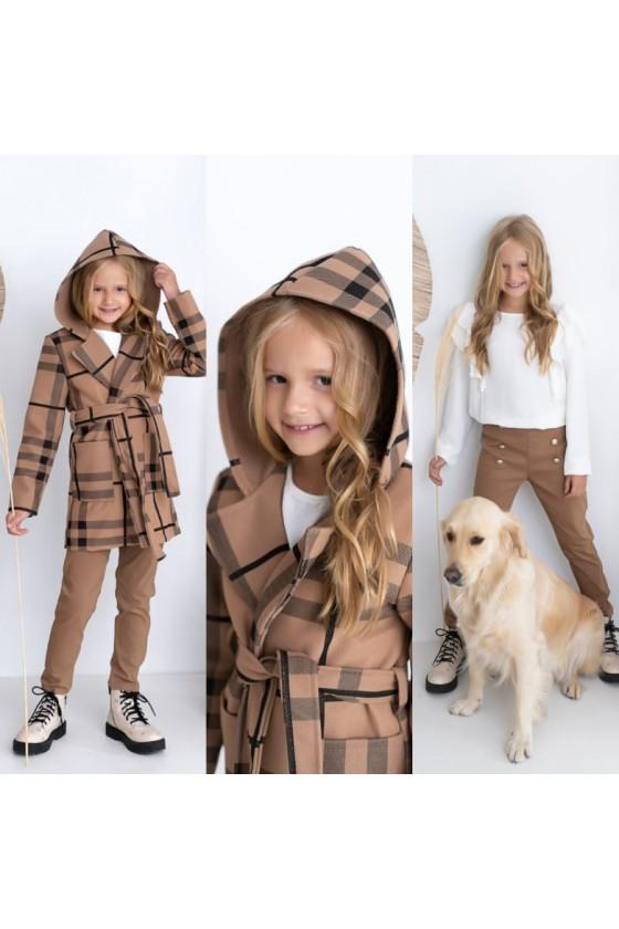 Płaszcz dla dziewczynki...