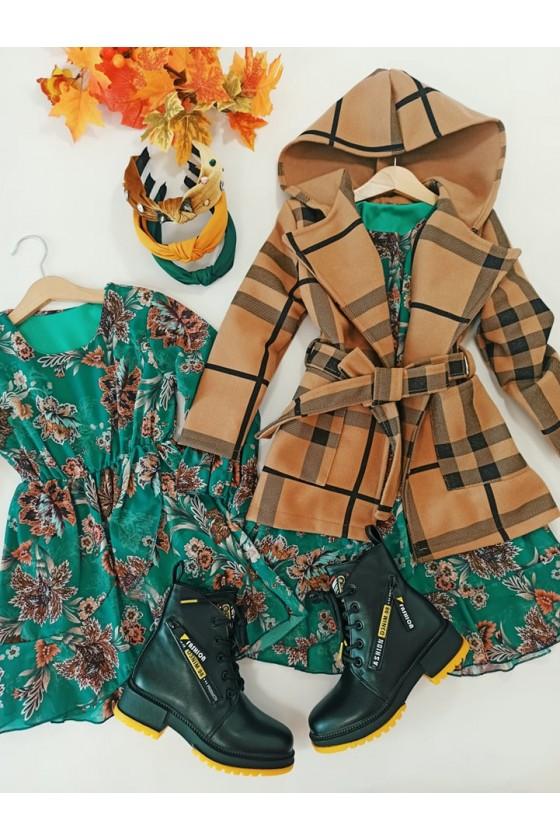 Sukienka dla dziewczynki  sówka odzież dziecięca